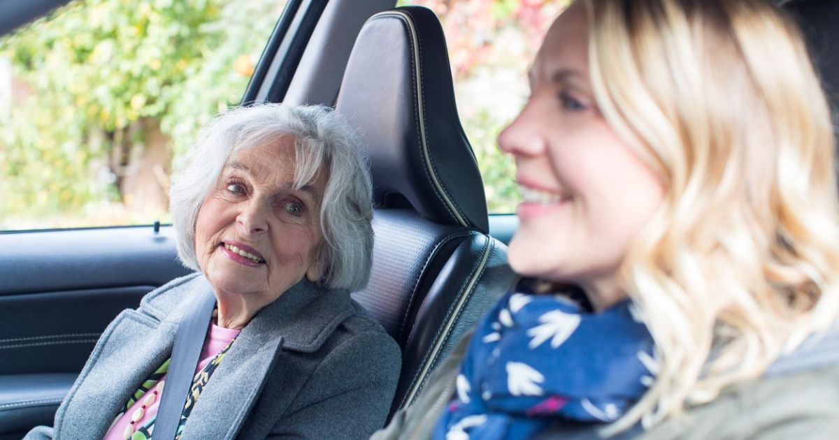 How to Navigate the Driving Conversation with an Aging Parent